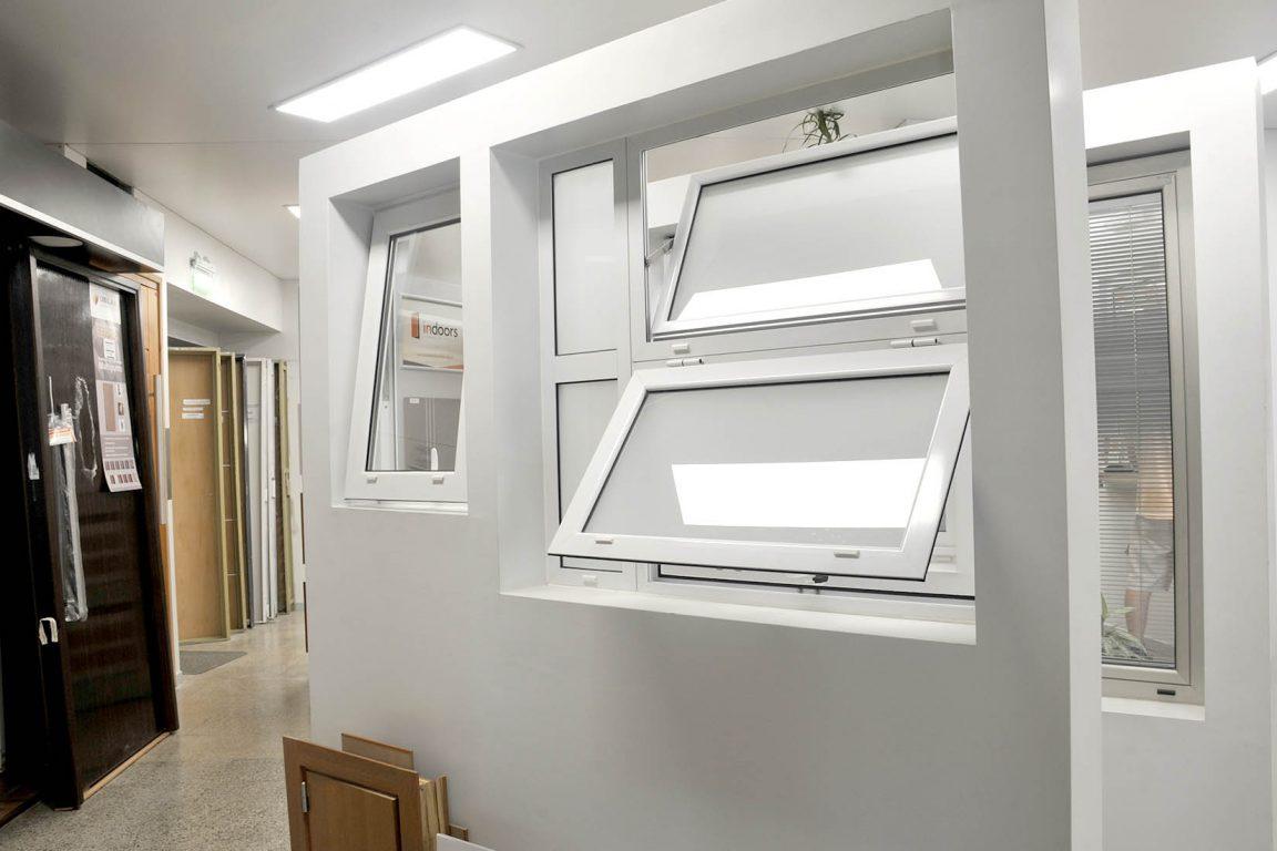 Aberturas de Aluminio. Una buena opción en aberturas.